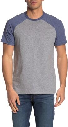 Public Opinion Short Sleeve Baseball T-Shirt
