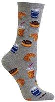 Hot Sox Women's Originals Fashion Crew Socks