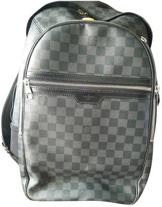 Louis Vuitton Anthracite Cloth Bags