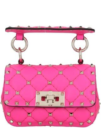Valentino Rockstud Spike Micro Shoulder Bag
