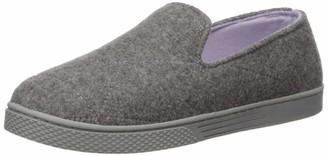Dearfoams Women's Wool-Inspired Closed Back Slipper