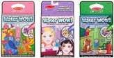 Melissa & Doug Water Wow Bundle - Makeup & Manicures, Fairy Tale and Animals