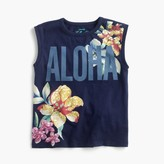 "J.Crew Girls' ""Aloha"" T-shirt"