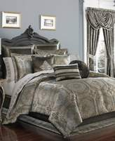 J Queen New York Bridgeport Queen Comforter Set