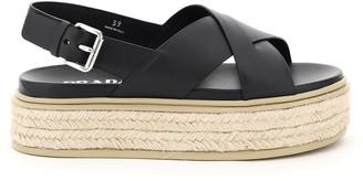 Prada Espadrilles Sandals