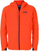 Patagonia zipped pockets hooded jacket