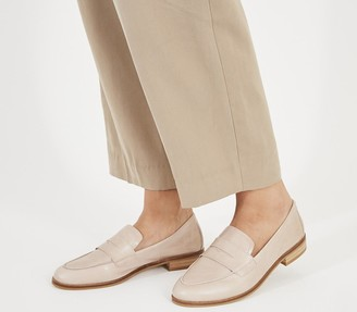 Office Friendship Soft Loafers New Nude Leather