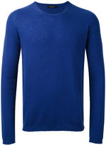 Roberto Collina - crew neck sweater - men - Cashmere - 50