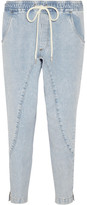 Bassike Denim Pants - Light denim