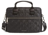 Marc Jacobs 13 Inch Computer Case - Black