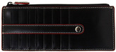 Lodis Women's Audrey Credit Card Case With Zipper Pocket