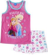 JCPenney FROZEN Disney Frozen Sisters Pajamas - Girls 4-10