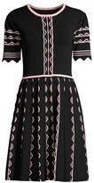 Shoshanna Izabel Scallop Dress