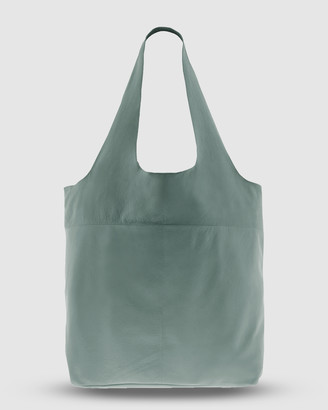 Cobb & Co Emerald Large Leather Tote
