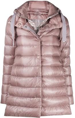 Herno Padded Zip-Up Jacket