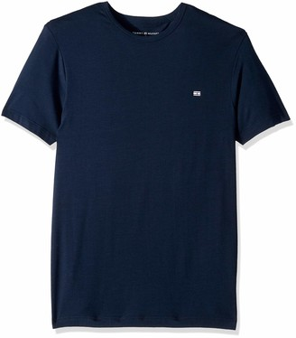 Tommy Hilfiger Men's Undershirts Cotton Premium Crew Neck T-Shirts