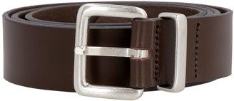 Carhartt Leather Belt With Buckle
