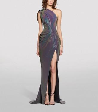 Maticevski Boundless Side Split Gown