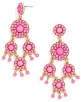 BaubleBar Women's 'Sundrop' Chandelier Earrings