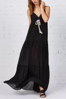 Bailey 44 Black Maxi Dress