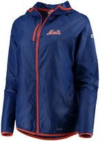 Majestic Women's Royal New York Mets Absolute Dominance Full-Zip Jacket