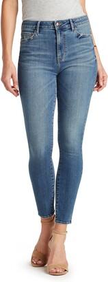 Sam Edelman Stiletto High Waist Ankle Skinny Jeans