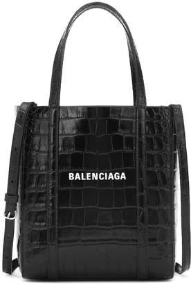 Balenciaga Everyday XXS leather tote