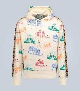 Gucci Disney x hooded sweatshirt