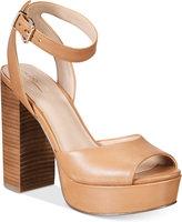Aldo Miguelina Block-Heel Platform Sandals