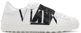 Valentino White Garavani VLTN Star Low Top Sneakers