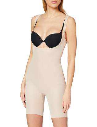 Naomi & Nicole Women's Torsette Panty Nude-Unbelievable Comfort Underwear S
