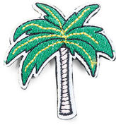 RJ Graziano Palm Tree Patch Pin