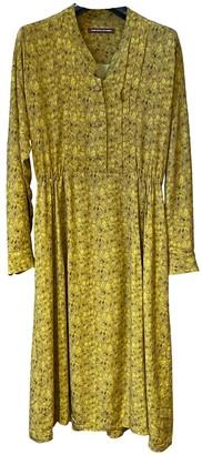 Comptoir des Cotonniers \N Yellow Dress for Women