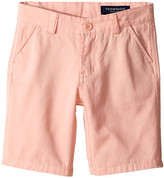 Toobydoo Woven Cotton Shorts (Toddler/Little Kids/Big Kids)