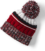 Classic Youth Gameday Knit Hat-Bright Scarlet