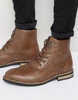 D-struct Borg Lined Boots