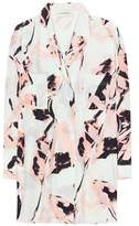 By Malene Birger Gilasah printed silk shirt