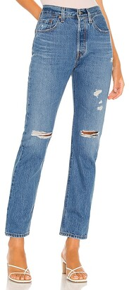 Levi's 501 Straight. - size 24 (also