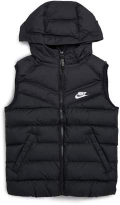 Nike Hooded Puffer Gilet