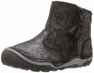 Stride Rite Zoe Toddler Girl's Lightweight Leather Boot Ankle