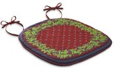Williams-Sonoma Williams Sonoma Provence Quilted Chair Pads, Set of 4, Red