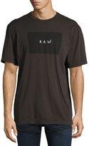 G Star G-Star Proq Loose Long T-Shirt, Raven