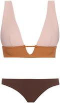 Zimmermann Chroma Sculpted bikini