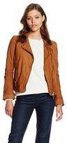 BOSS ORANGE Women's Jamela Jacket, Brown (Light/Pastel Brown)