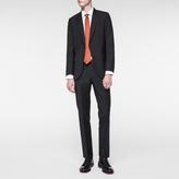 Paul Smith Men's Classic-Fit Black Wool-Mohair Travel Suit