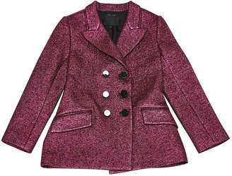 Marc Jacobs Pink Wool Jackets