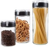 Artland 3-pc. Locking Kitchen Canister Set