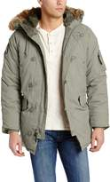 Alpha Industries Men's Altitude Oxford Nylon Parka Jacket