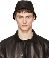 Rick Owens Black Giligan Hat