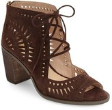 Vince Camuto 'Tarita' Cutout Lace-Up Sandal (Women) (Nordstrom Exclusive)